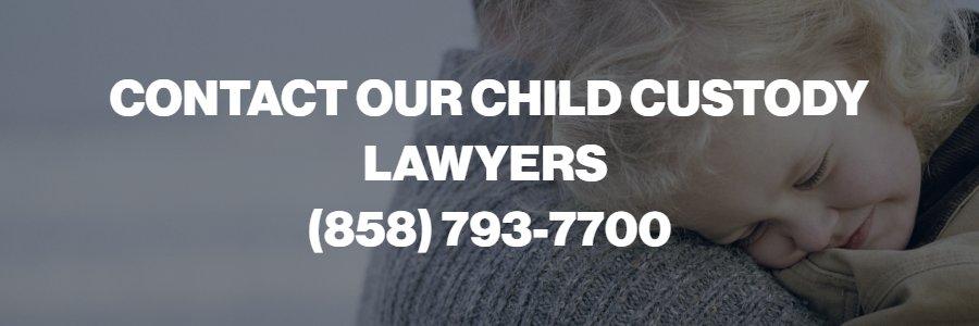 custody lawyers Solana Beach, CA