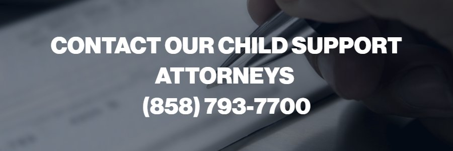 child support lawyers Solana Beach, CA